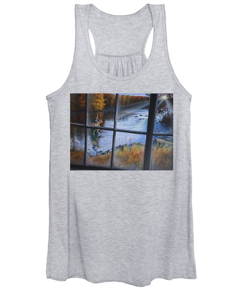 Fly Fisher Women's Tank Top