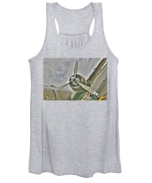 Fly Me Away Women's Tank Top