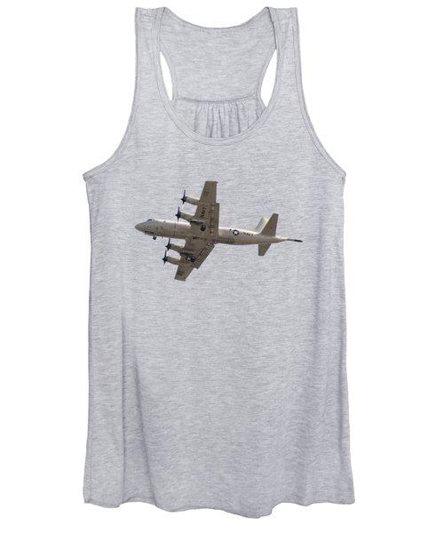 Fly Navy T-shirt Women's Tank Top
