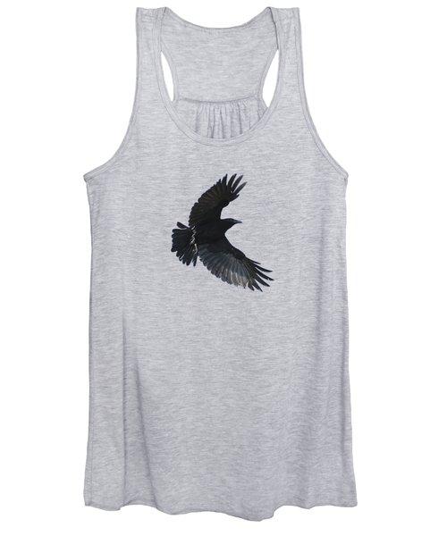 Flying Crow Women's Tank Top