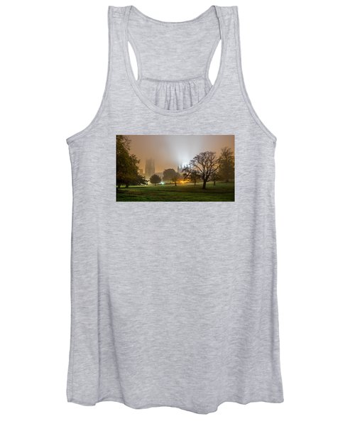 Foggy Cathedral Women's Tank Top
