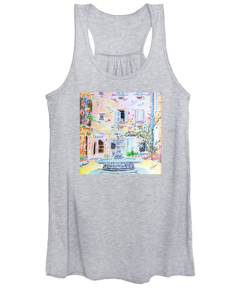 Fontaine Women's Tank Top