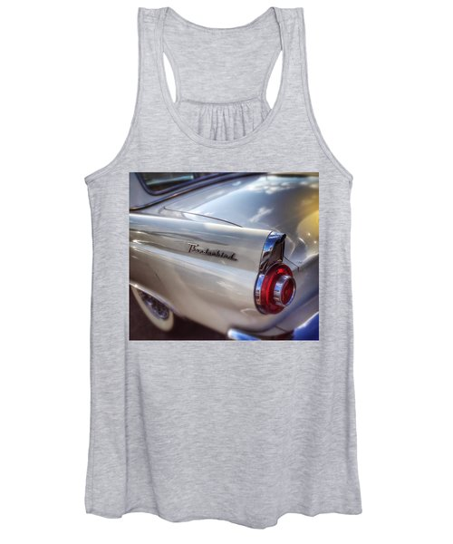 Ford Thunderbird Fender Color 2 Women's Tank Top
