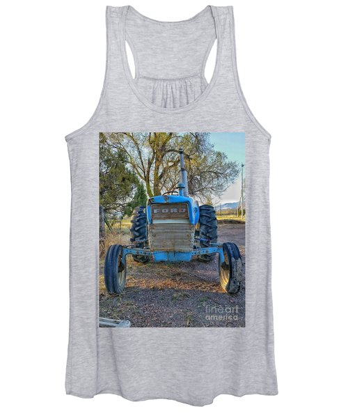 Ford Tractor Women's Tank Top