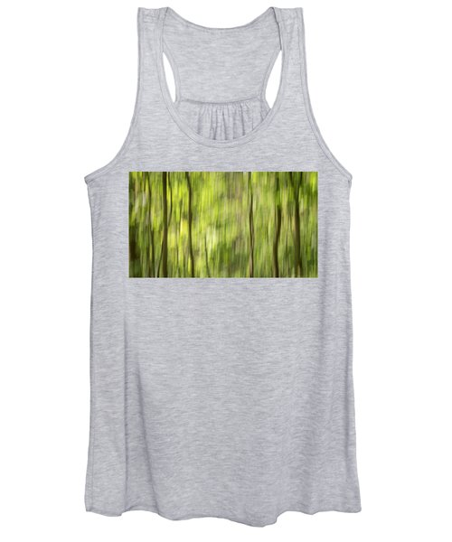 Forest Fantasy 1 Women's Tank Top