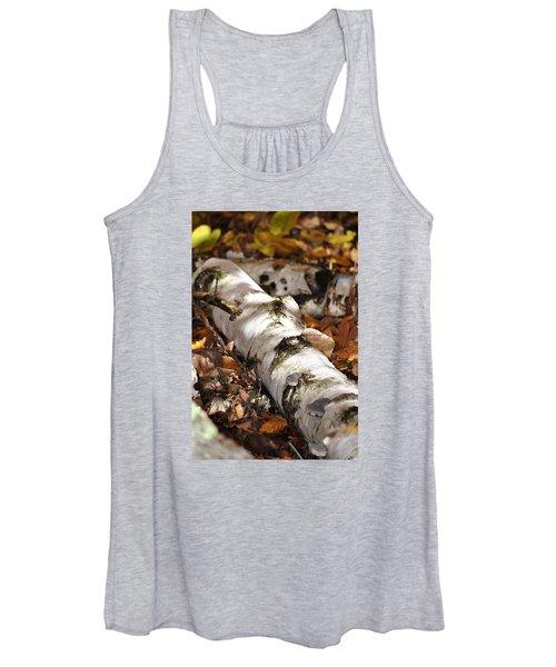 Forest Floor Women's Tank Top