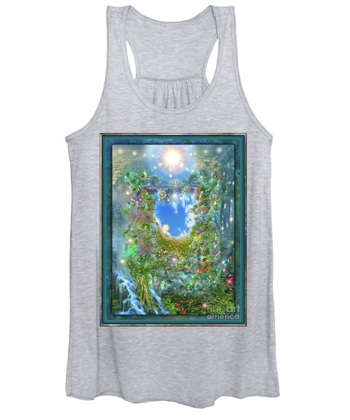 Forest Force Women's Tank Top