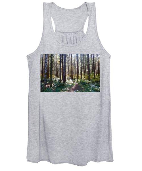 Forest Stroll Women's Tank Top