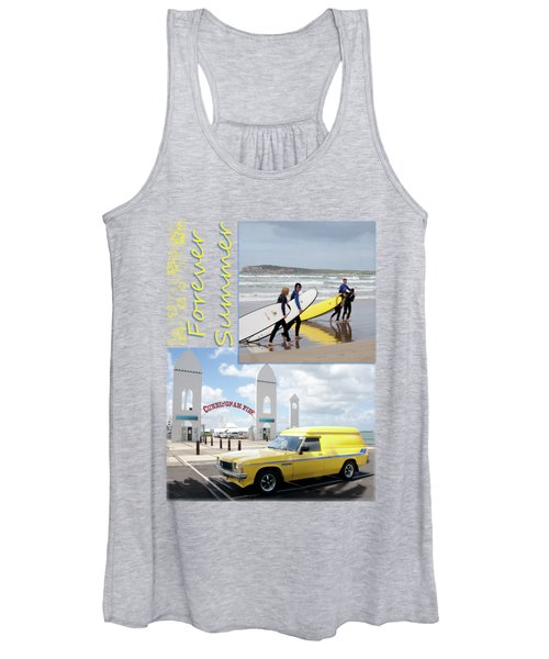 Forever Summer 6 Women's Tank Top