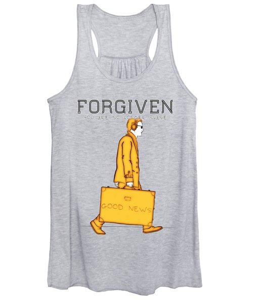 Forgiven Women's Tank Top