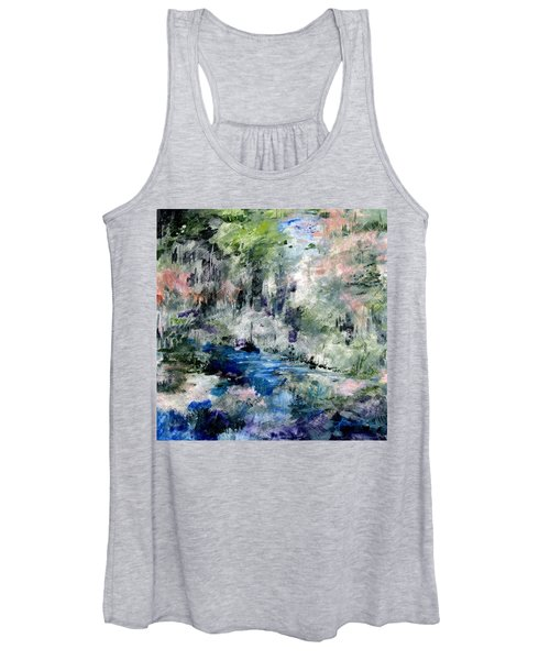 Forgotten Creek  Women's Tank Top