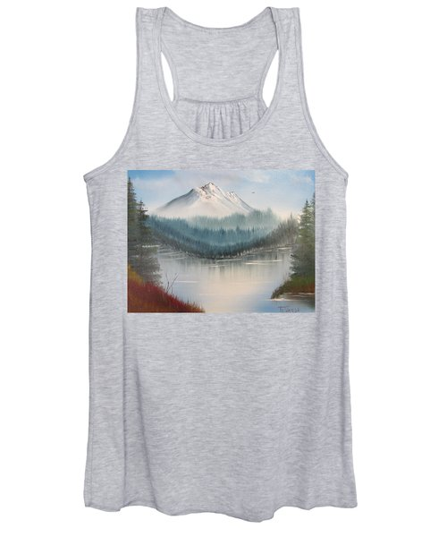 Fork In The River Women's Tank Top