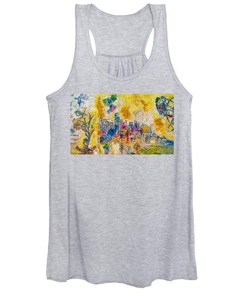 Four Seasons Chagall Women's Tank Top