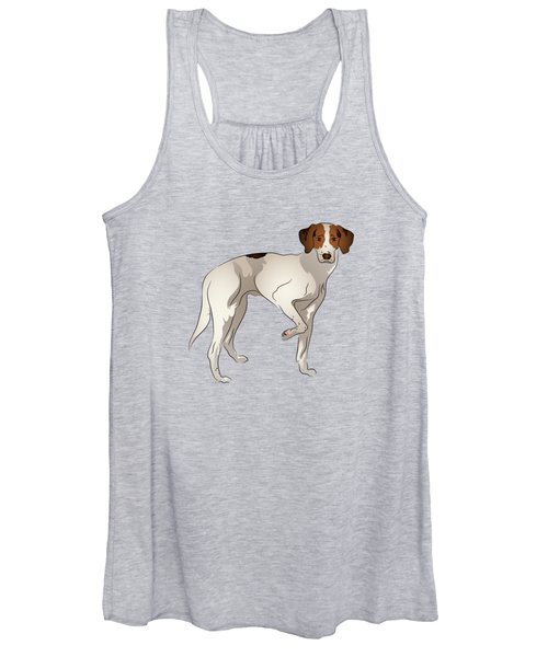 Foxhound Women's Tank Top