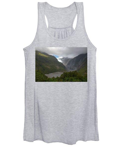 Franz Josef Glacier  Women's Tank Top