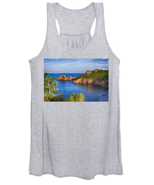 French Riviera 2 Women's Tank Top