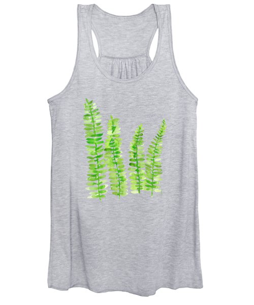 Fresh Greens Women's Tank Top