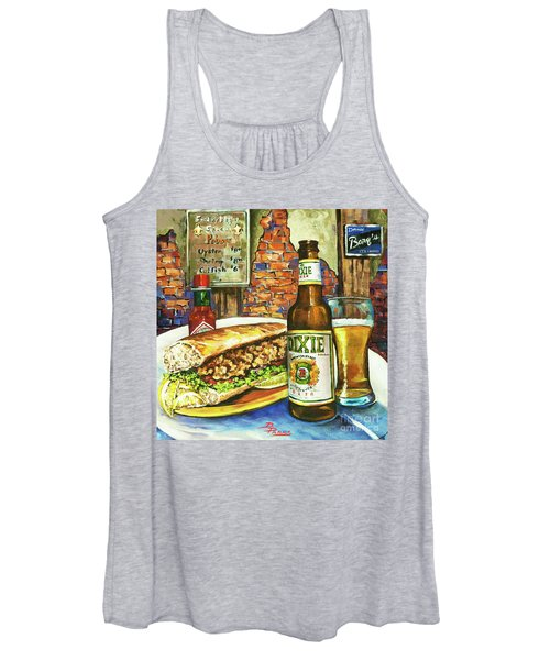 Friday Night Special Women's Tank Top
