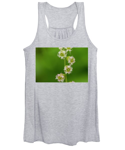 Fringed Cups Women's Tank Top