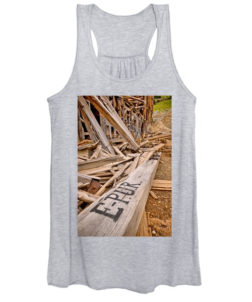 Frisco Mill Decay Women's Tank Top