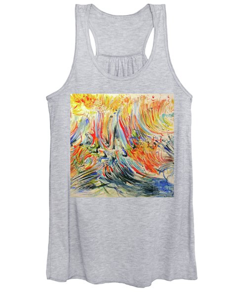 From Soul To Canvas Women's Tank Top