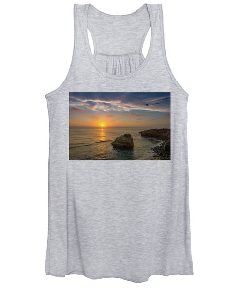 From Surf To Sky Women's Tank Top