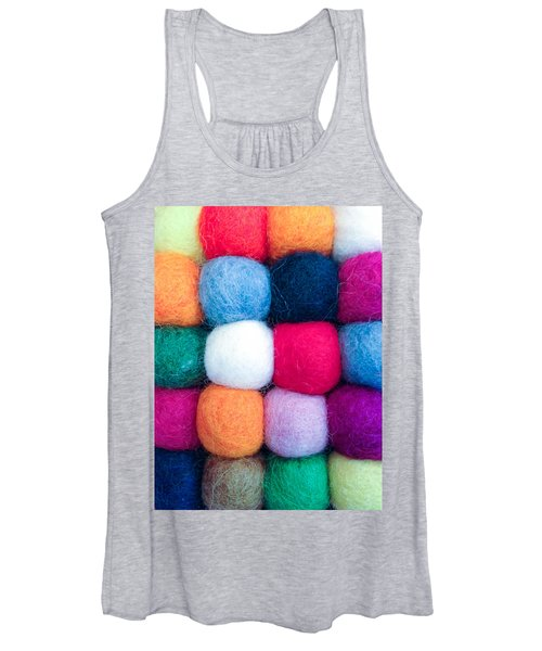 Women's Tank Top featuring the photograph Fuzzy Wuzzies by Rick Locke