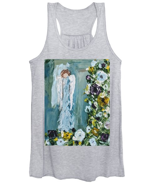 Garden Angel Women's Tank Top