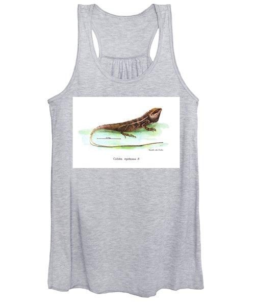 Garden Lizard Women's Tank Top