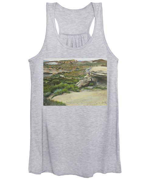 Garden Of Stone Women's Tank Top