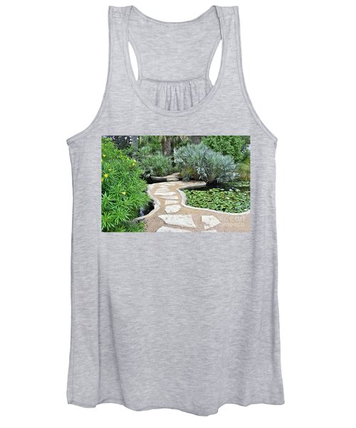 Garden Path  Women's Tank Top
