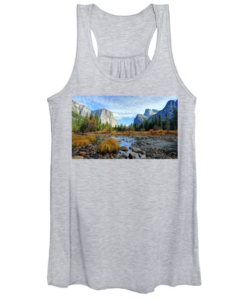 Gates Of The Valley Women's Tank Top