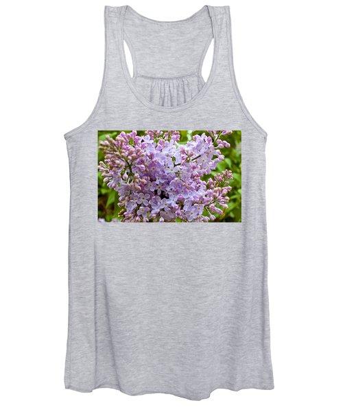 Gentle Purples Women's Tank Top