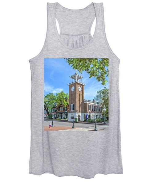 Georgetown Clock Tower Women's Tank Top