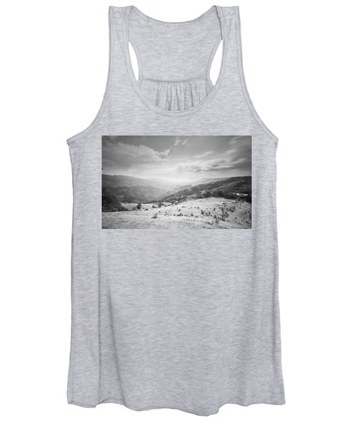 Geres The Not Burned Area.. Yet.. Women's Tank Top