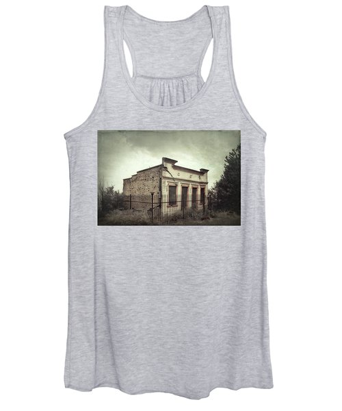 Ghost Cottage Women's Tank Top