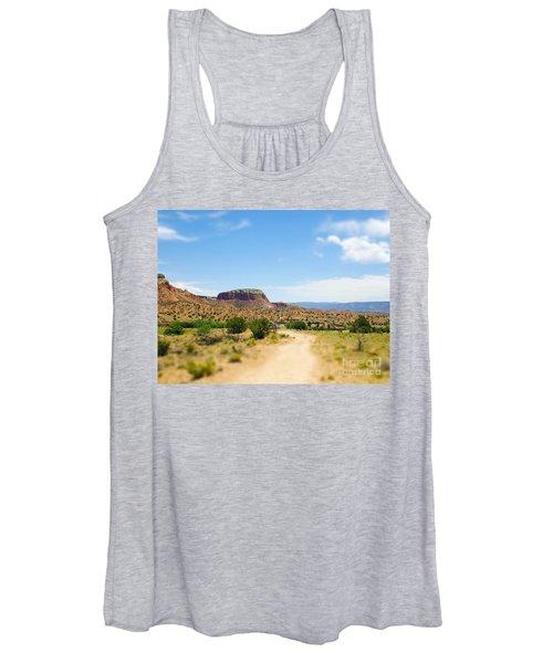 Ghost Ranch  Women's Tank Top
