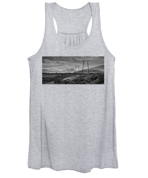 Giant Steps Are What You Take Women's Tank Top