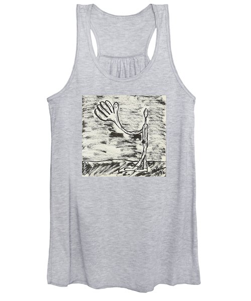 Give Me A Hand Women's Tank Top