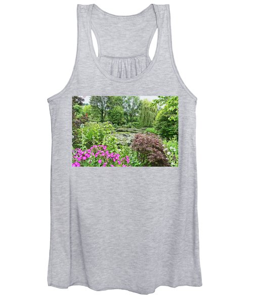 Giverny 1 Women's Tank Top