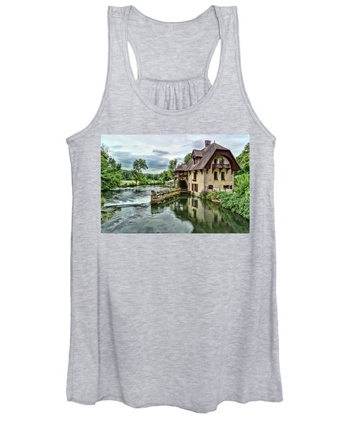 Giverny 3 Women's Tank Top