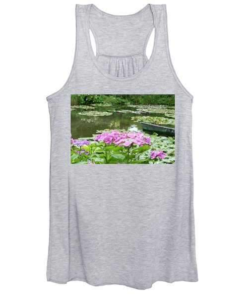 Giverny 4 Women's Tank Top