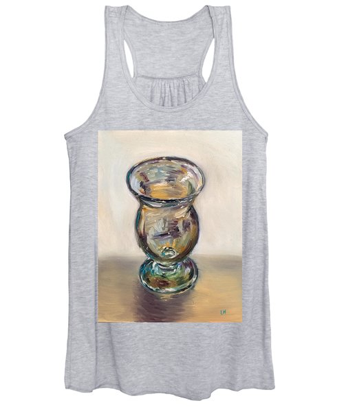 Glass Goblet Women's Tank Top