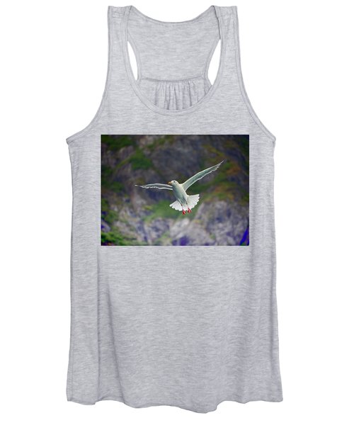 Glaucous-winged Gull Women's Tank Top