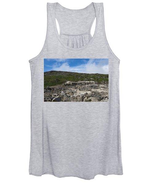 Glendasan Abandoned Mining Site Village Women's Tank Top