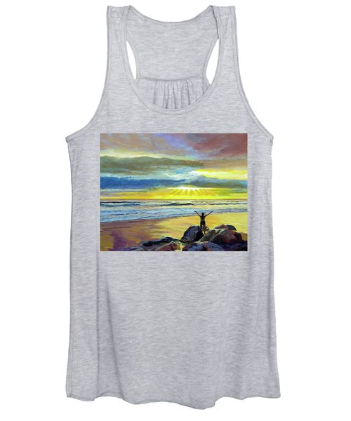 Glorious Day Women's Tank Top