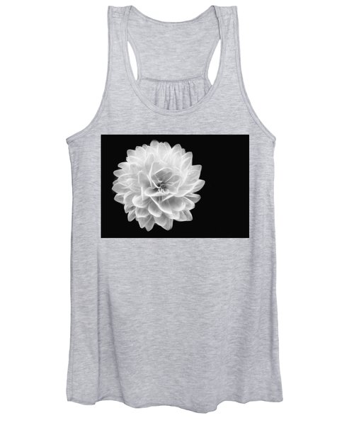 Glowing Dahlia Women's Tank Top