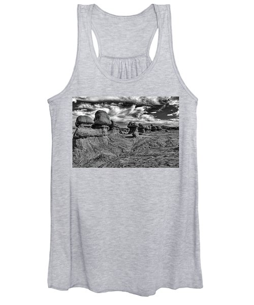 Goblins All In A Row Women's Tank Top