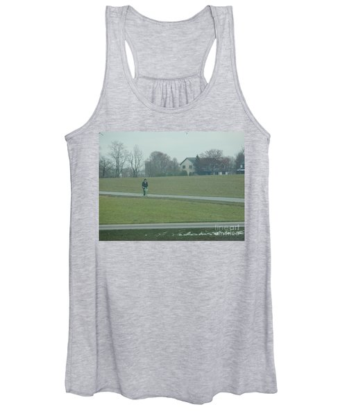 Going For A Visit Women's Tank Top