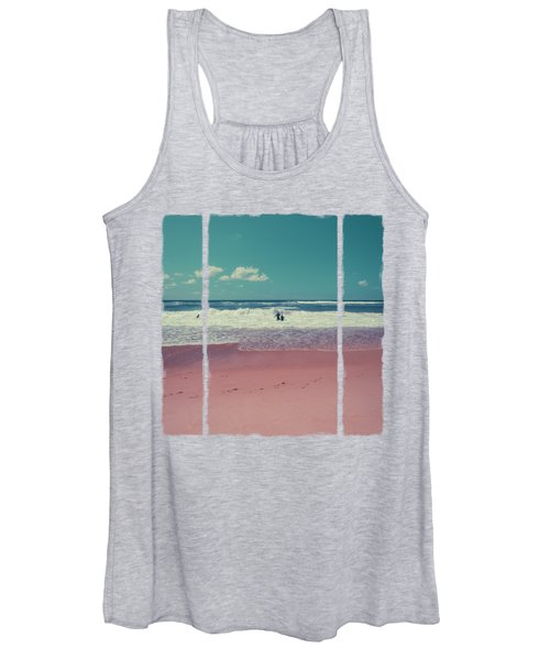 Going Surfing Women's Tank Top